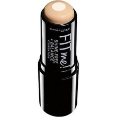 Maybelline Fit Me Shine Free Foundation Stick Buff...