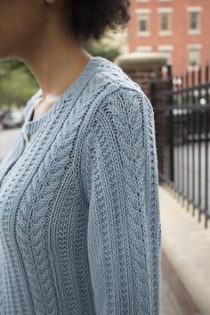 Ravelry: Watson pattern by Amy Christoffers