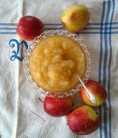 oppskrift på eplemos Brewing, Fruit, Cake, Recipes, Food, Pie Cake, Pie, Brow Bar, Cakes