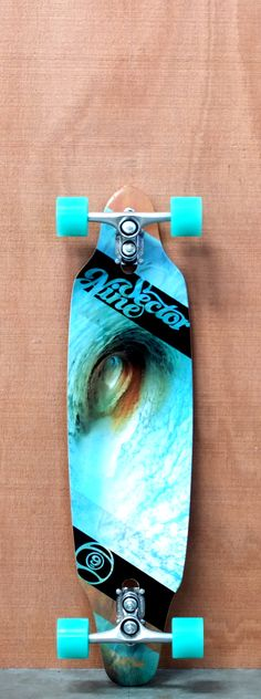 "Sector 9 35"" Sand Blaster Longboard Complete"