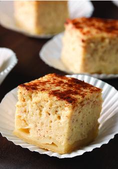 Greek Cheesecake – There's no feta in this Mediterranean-style cheesecake recipe—just Neufchatel cheese and classic Greek ingredients like cinnamon, honey, and Greek-style yogurt!