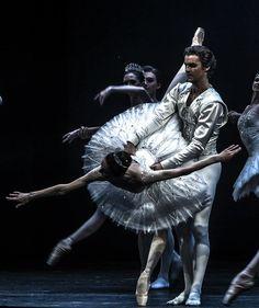 """Svetlana Zakharova and Alexander Volchkov, ""Diamonds"", Bolshoi Ballet ②"""