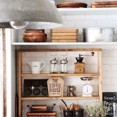 DIY棚アイデア&実例50選♪すのこ・2×4材の材料別にご紹介☆ | folk