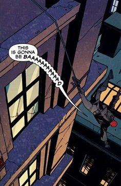 Jason Todd, master of the understatement.<<<haha I love you jason Nightwing, Batgirl, Tim Drake, Damian Wayne, Red Hood Jason Todd, Jason Jason, Jason Todd Robin, Hq Dc, Bat Boys