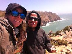 Cabo de Roca 2013 adventures with this boricua around Portugal
