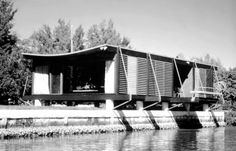 Cocoon House, Paul Rudolph and Ralph Twitchell Sarasota, FL 1951