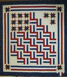 Quilts of Valor: April 2012