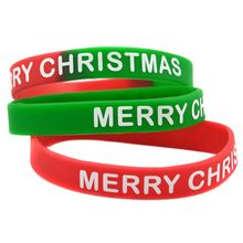Customized Christmas Wristbands To Enhance Your Excitement - merry Christmas Bracelets