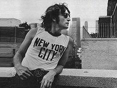 NYC. John Lennon