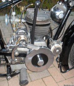 FN 1930 350 Engine