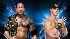 WWE.com: WWE Champion The Rock vs. John Cena #WWE