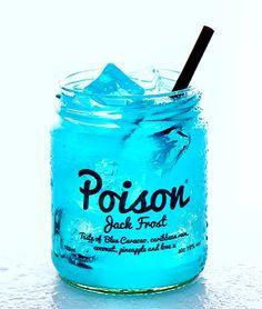 Poison Cocktails Jack Frost