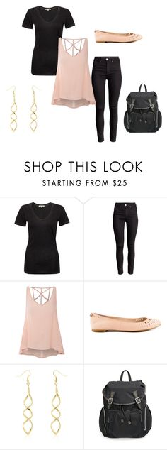 """""""Crush"""" by abbymorgan04 on Polyvore featuring Cotton Citizen, Glamorous, Sam Edelman and M Z Wallace"""