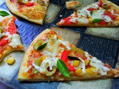...alchymie (ne)jen Blízkého východu: Pizza z pity