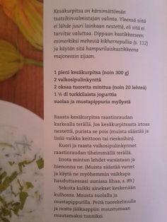 Kesäkurpitsatsatsiki turkkilainen jogurtti