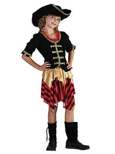 Buccaneer Sweetie Pirates Party Superstores Pirate Fancy Dress 439f42e95a87