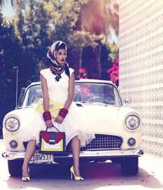 Velourosa Keiko Mecheri for women and men Pictures