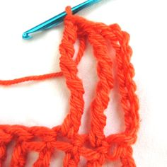 How to Crochet Four Basic Stitches Taller than the Treble - Tutorials #crochet #tutorial