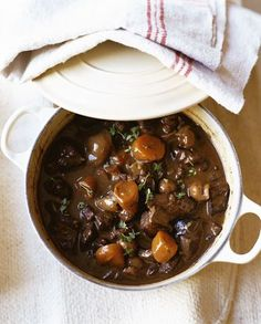Authentic Irish stew is always made with lamb. This stew is even better as the flavors blend, so make it the day before you plan to serve it.