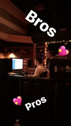 @teddygeiger via Instagram story 16/11/17
