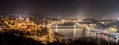 Budapest Panorama by Keszi László on 500px
