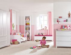 Kids canopy bed (girls) - SOPHIA - paidi