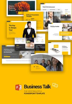 Business Talk Templates For Multipurpose Presentation Business Or Personal Use, Such A Creative ,finance.All Element Are Editable From A Shape To Colors No Need Another Software To Edit It Just Need A PowerPoint Business Presentation, Presentation Design, Presentation Templates, Presentation Slides, Company Portfolio, Portfolio Design, Business Powerpoint Templates, Keynote Template, Brochure Template