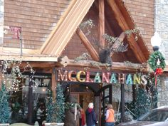 The lovely gift shops of Bryson City NC