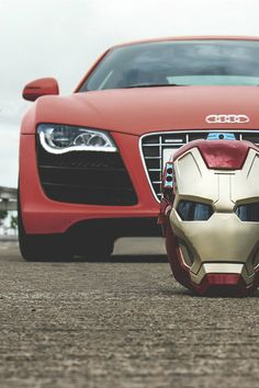 Iron Man Audi- Via ~LadyLuxury~