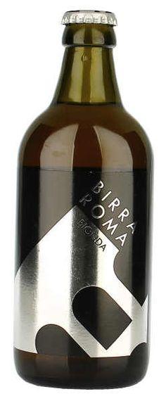 Birradamare Birra Roma Bionda (BB Date End 09/16)