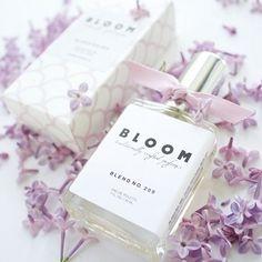 Bloom Perfume - Blend no. 209 #vegangifts #naturalperfume