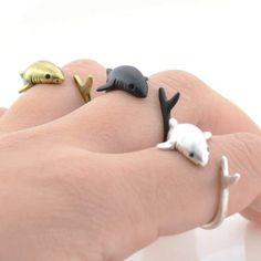 Shark ring adjustable