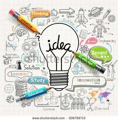 Gratis illustratie: Idee, Peer, Lamp, Licht, Gloeilamp - Gratis afbeelding op…