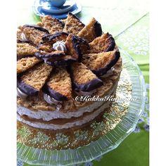 #leivojakoristele #mitäikinäleivotkin #täytekakku Kiitos @kakkukatariina
