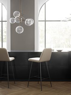 Spine Metal Base Barstool is all about contrasting elements that culminate in a cohesive concept that's inviting wherever you place it. 11 Howard Hotel, Copenhagen Restaurants, Stellar Works, Space Copenhagen, Wood Oil, Wood Surface, Simple Lines, Painting On Wood, Bar Stools