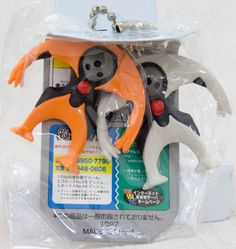 Evangelion Shito Angel Israfel Figure Ball chain SEGA JAPAN ANIME MANGA