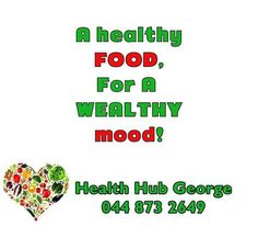 """a healthy food, for a wealthy mood!"