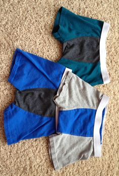 """My little man Aiden wanted some big boy underwear """"just like daddy's"""". Have you ever tried to find boxer briefs for toddlers? Well I have and it is not easy. First off no one sells them at the stores, I..."""