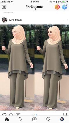 Modest Fashion Hijab, Modern Hijab Fashion, Pakistani Fashion Casual, Modesty Fashion, Islamic Fashion, Abaya Fashion, Fashion Outfits, Stylish Dress Designs, Stylish Dresses