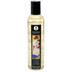 Oferta en: SHUNGA EROTIC MASSAGE OIL PASSION descubre toda la gama de productos de masajes https://andorsex.com/es/aceites-esenciales/4415-shunga-erotic-massage-oil-passion.html