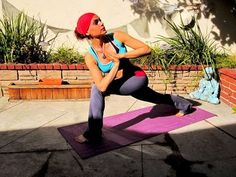 Yoga Routine for Boxers - http://clk.im/T3awR #sport #sport-review #sport-training