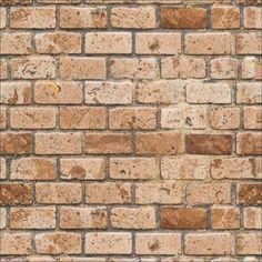 Papel de Parede Autocolante Tijolo Ingles Pedras 0116