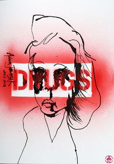 How They Suffer: Drug Addiction by Adam James K