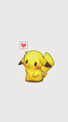 Top 7 Pikachu Pictures For Your Android or Iphone Wallpapers Cute Pokemon Wallpaper, Cartoon Wallpaper Iphone, Disney Phone Wallpaper, Kawaii Wallpaper, Cute Cartoon Wallpapers, Cute Wallpaper Backgrounds, Iphone Wallpapers, Heart Wallpaper, Wallpaper Wallpapers