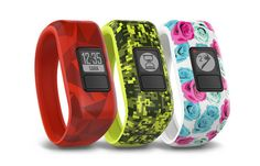 The Garmin Vivofit jr is a new fitness tracker for kids. It adds the family fun factor and some lively colors to the popular Vivofit series. #WearableTech #KidsWearables #FitnessTracker