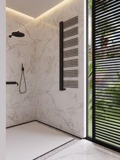 Shower - California's Residence by Marta Fox