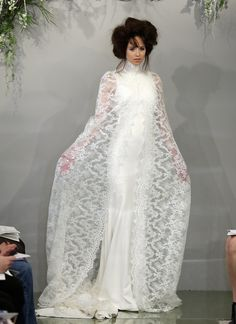 5 Wedding Dress Trends Every 2016 Bride Should Know: Although we have a running list of outfits we wouldn't want to be married in, the designs we saw during Bridal Fashion Week Spring 2016 won't be making it on there any time soon.
