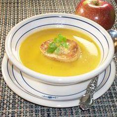 Best Butternut Squash Soup Ever Allrecipes.com