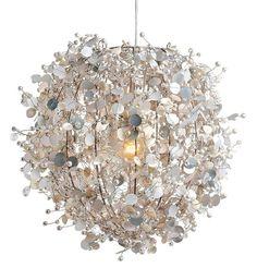 Colorique Porcelino pearl lamp ivoor - IKenIK.nl