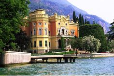 Villa Feltrinelli, Gargnano, Italy